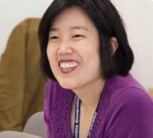 Kevin Johnson's wife Michelle Rhee