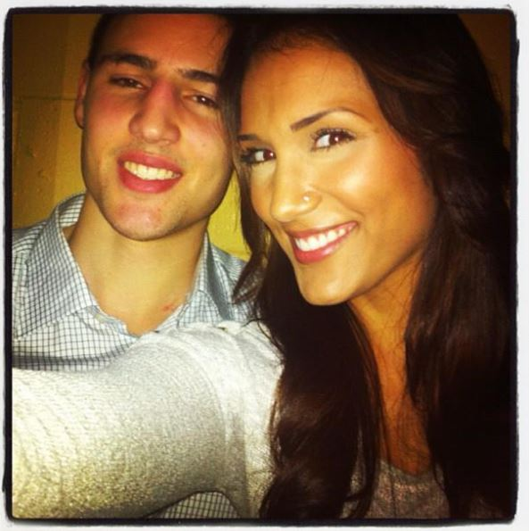 Klay Thompson's girlfriend Shaila Singh – Instagram