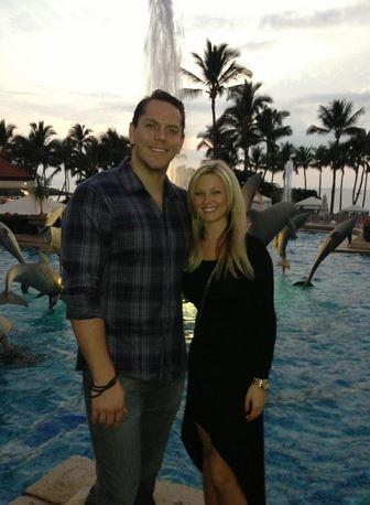 Logan Morrison's wife Christie Morrison