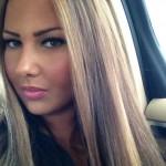 Nicolas Batum's wife Melanie Batum - Twitter