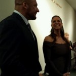 Triple-H's wife Stephanie McMahon - Twitter