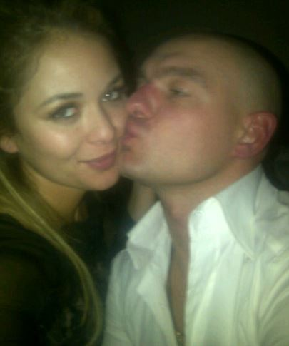 Andrei Markov's girlfriend Carolina Montes