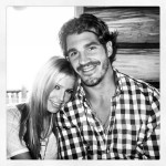 Brian Boyle's girlfriend Lauren Bedford - Twitter