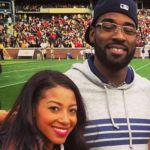 Calvin Johnson's girlfriend Brittney McNorton - Facebook