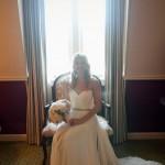 Dominic Moore's wife Katie Moore - Puck Bunny Parlor