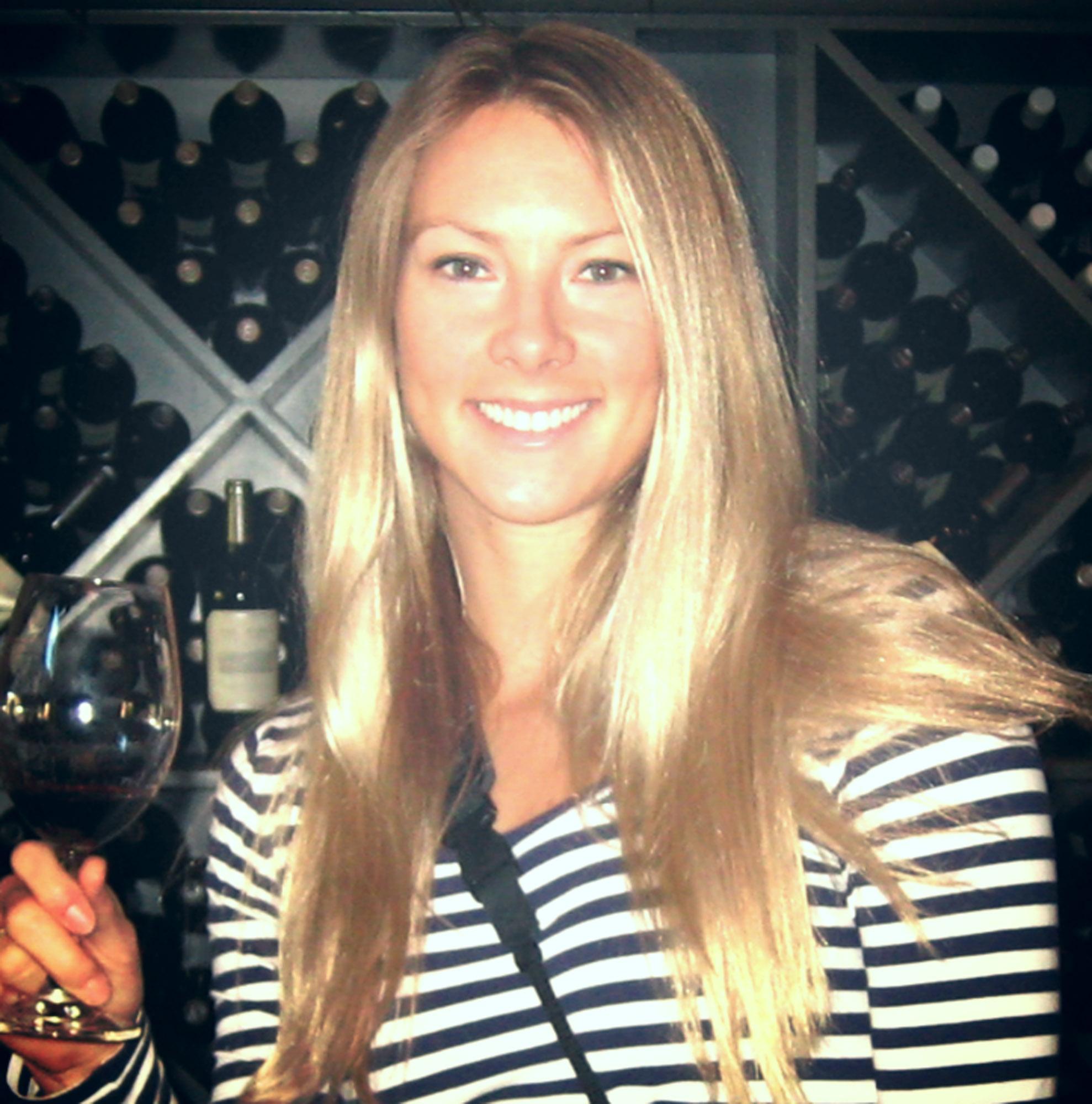 Dominic Moore's wife Katie Moore