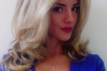 Drew Doughty's girlfriend Nicole Arruda - Twitter