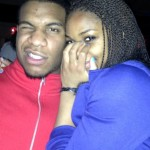Eric Ebron's girlfriend Brittany Rountree