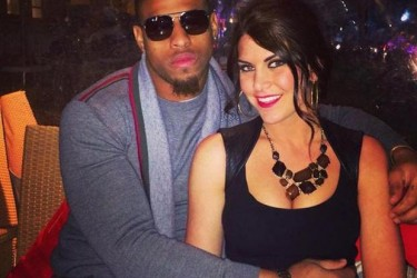 Greg Hardy's girlfriend Nicole Holder - Facebook