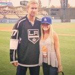 Jeff Carter's girlfriend Megan Keffer - Twitter