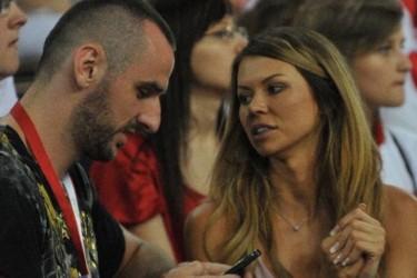 Marcin Gortat's girlfriend Anna Kociuga