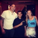 Ronda Rousey's boyfriend Brendan Schaub - Instagram