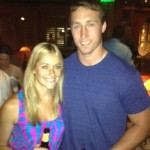 Sean Lee's wife Megan McShane - Twitter