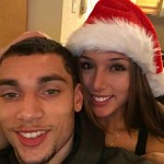 Zach Lavine's girlfriend Hunter