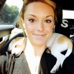 Alec Martinez's girlfriend Molly McGrath - Twitter