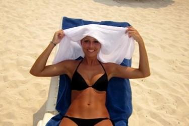 Benoit Pouliot's girlfriend Isabel Deschamps - 25stanley.com