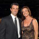 Brad Ausmus' wife Liz Ausmus
