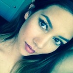 Cory Joseph's girlfriend Stefanie Gazmin - Facebook