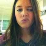 David Luiz's Girlfriend Sara Madeira - Twitter