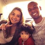 Fernandinho's Wife Glaucia - Twitter