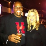Frank Thomas' wife Megan Thomas - Twitter