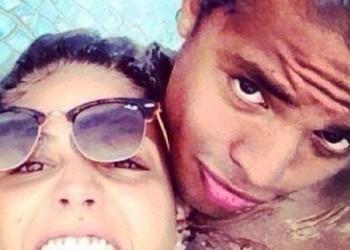 Giovani Dos Santos' Girlfriend Alexia Imaz - TVNotas.com