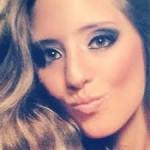 Giovani Dos Santos' Girlfriend Alexia Imaz - Twitter