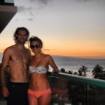 Graham Zusi's girlfriend Abra House - Twitter
