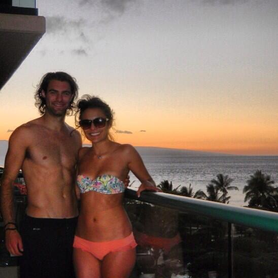 Graham Zusi's Girlfriend Abra House