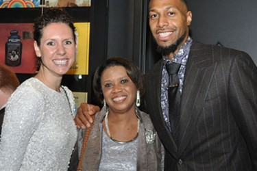 James Johnson's wife Callie Johnson - ReportingSports.com