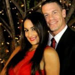 John Cena's girlfriend Nikki Bella - Instagram