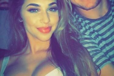 Johnny Manziel's girlfriend Chantel Jeffries - Instagram