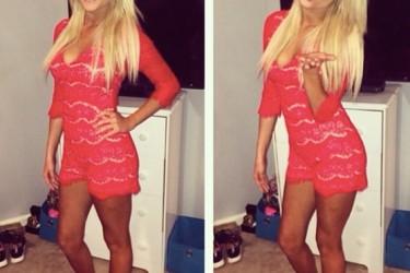 Julius Randle's girlfriend Kendra Shaw - Instagram