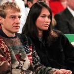 Jurgen Klinsmann's wife Debbie Klinsmann