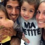 Luis Suarez's wife Sofia Balbi Suarez