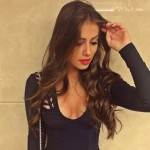 Neymar's Girlfriend Gabriella Lenzi - Instagram