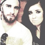 Seth Rollins girlfriend Leighla Schultz - Instagram