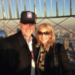 Tom Glavine's wife Christine Glavine - Twitter