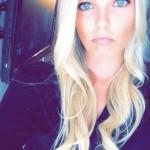 Tyler Toffoli's Girlfriend Taylore Bryce - Twitter