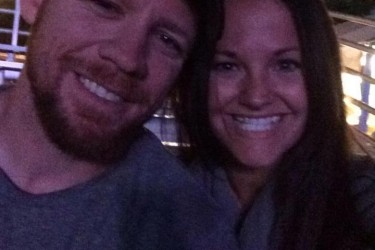 Brandon Moss' wife Allie Moss - Facebook