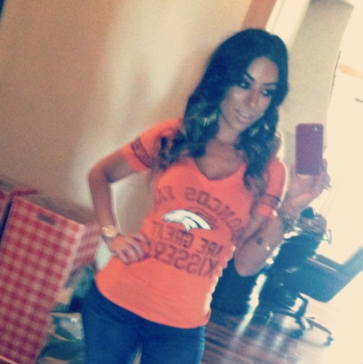 Champ Bailey's Wife Jessica Herrera Bailey