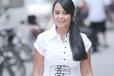 Francisco Rodriguez's girlfriend Daian Pena - New York Daily News