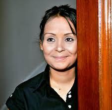 Francisco Rodriguez's girlfriend Daian Pena