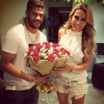 Hulk's wife Iran Souza - Instagram