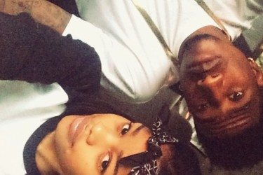 Iman Shumpert's girlfriend Teyana Taylor - Twitter