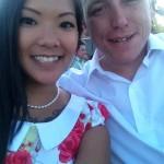 Joey Chestnut's girlfriend Neslie Ricasa - Facebook