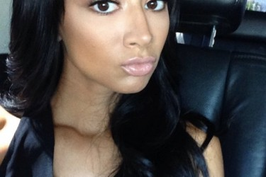 Orlando Scandrick's girlfriend Draya Michee - Instagram