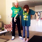 Sean Doolittle's Girlfriend Eireann Dolan - Twitter