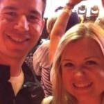 Tommy Milone's wife Tina Milone - Twitter