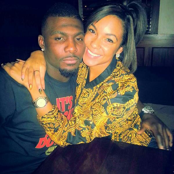 Dez Bryant S Girlfriend Ilyne Nash Playerwives Com